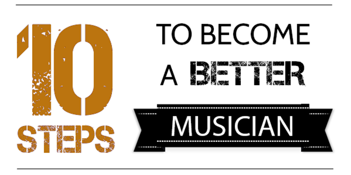 10 Steps to Become a Better Musician | Teen Jazz