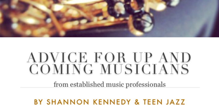 Advice for Up and Coming Musicians Free Ebook