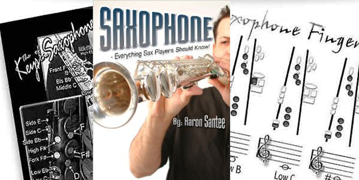 A review of Everything Sax Players Must Know by Aaron Santee | Teen Jazz