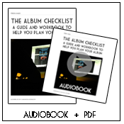 The Album Checklist Bundle