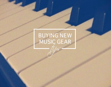 Tips for Buying New Music Gear | Teen Jazz