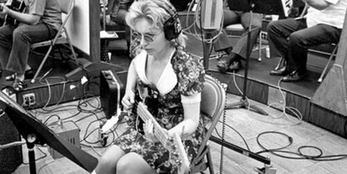 An interview with bassist Carol Kaye | Teen Jazz