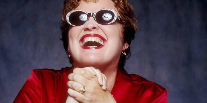 A review of Diane Schuur live in concert | Teen Jazz