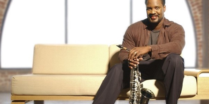 An interview with saxophonist Everette Harp on Teen Jazz
