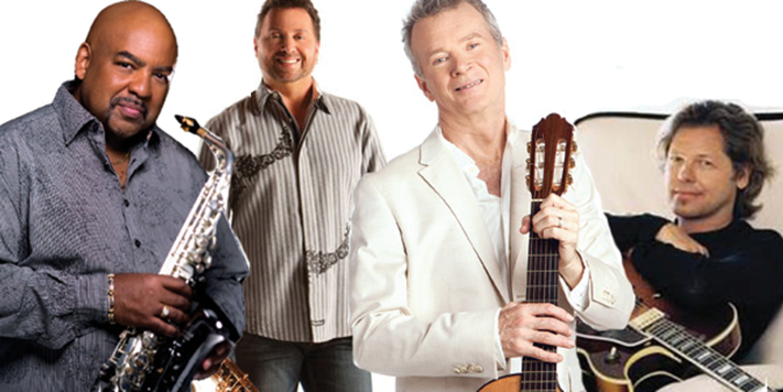 A review of Guitars & Saxes live in concert  Teen Jazz