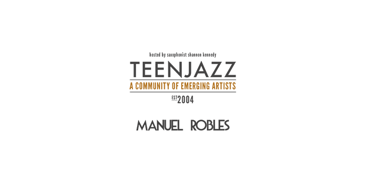 Guitarist Manuel Robles | Teen Jazz Artist