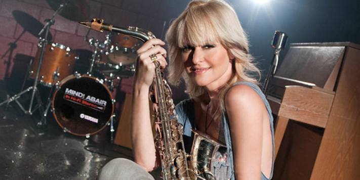 An interview with saxophonist Mindi Abair | Teen Jazz