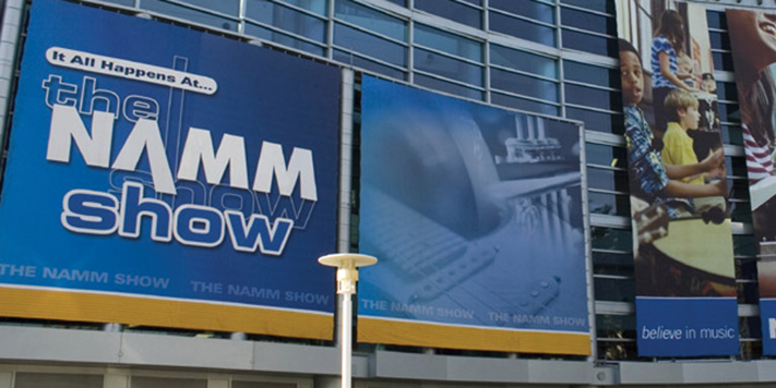 A review of the NAMM Show | Teen Jazz