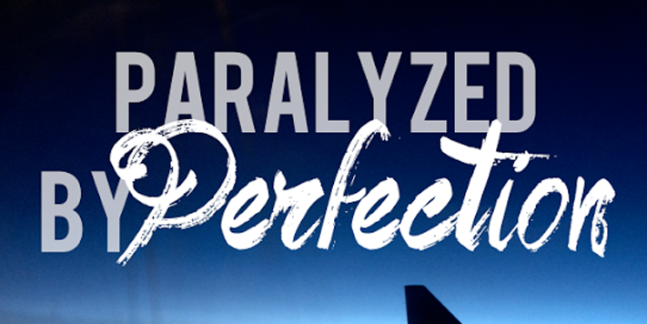 Paralyzed by Perfection | Teen Jazz