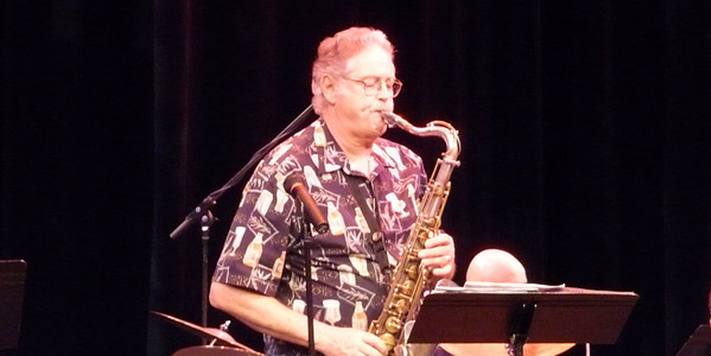 An interview with saxophonist Pete Christlieb | Teen Jazz