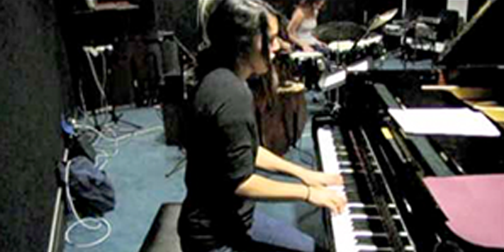 Keyboardist Rachel Cantrell | Teen Jazz Artist