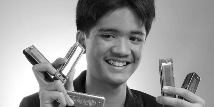 Harmonica Player Reyhan Naufal | Teen Jazz Artist
