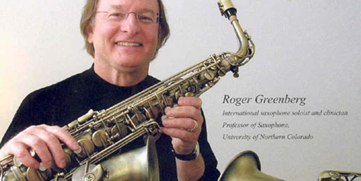 An interview with saxophonist Roger Greenberg | Teen Jazz