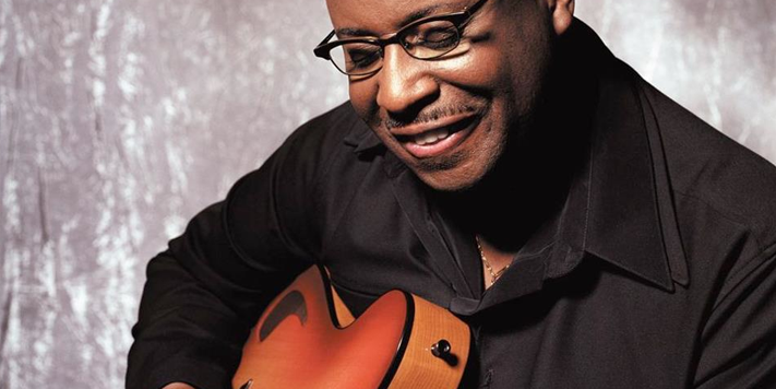 Interview with guitarist Ronny Jordan | Teen Jazz