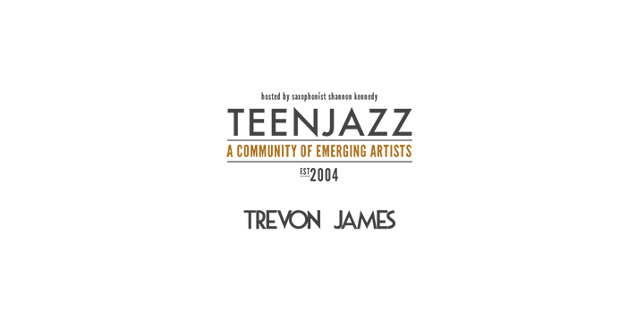 Saxophonist Trevon James | Teen Jazz Artist