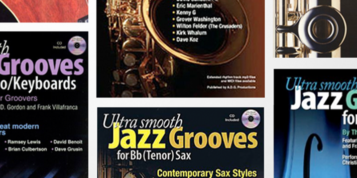 A review of Ultra Smooth Jazz Grooves | Teen Jazz