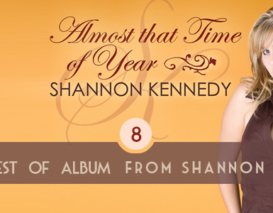 Free Best of Album from Shannon Kennedy | Teen Jazz 12 Deals of Christmas