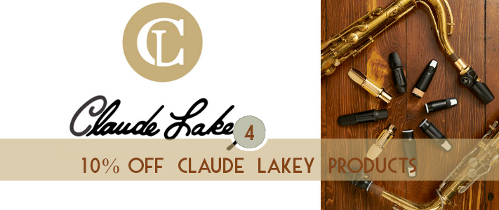 10% Off Claude Lakey | Teen Jazz 12 Deals