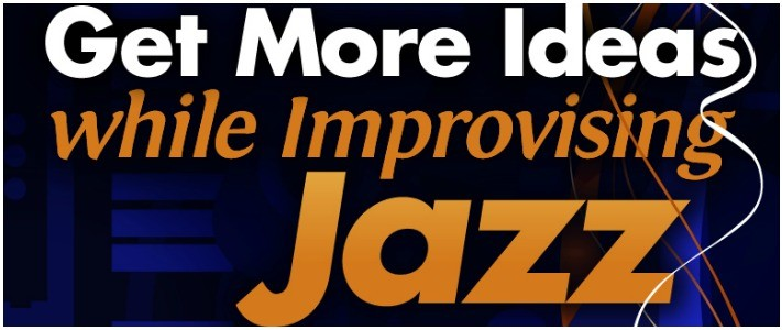 Get More Ideas Improvising Jazz Book Review | Teen Jazz
