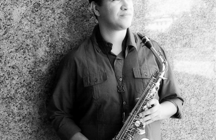 Saxophonist Richard Silva | Teen Jazz Artist