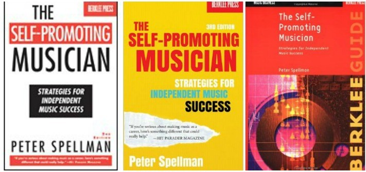 A Review of the Self-Promoting Musician by Peter Spellman | Teen Jazz