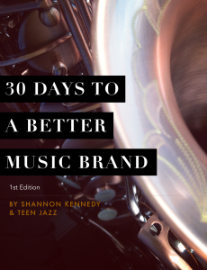 30 Days to a Better Music Brand | Eurolinguiste