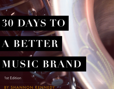 30 Days to a Better Music Brand | Teen Jazz