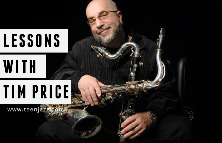 Lessons with Tim Price | Teen Jazz