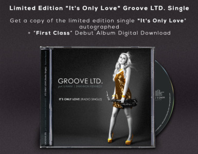 Groove LTD Debut Album First Class