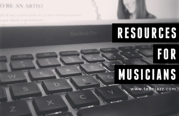 Resources for Musicians | Teen Jazz