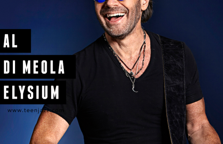 A review of Al Di Meola's Elysium | Teen Jazz