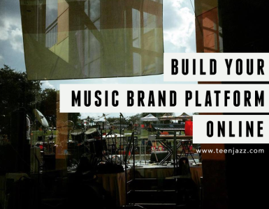 Build Your Music Brand Platform Online | Teen Jazz